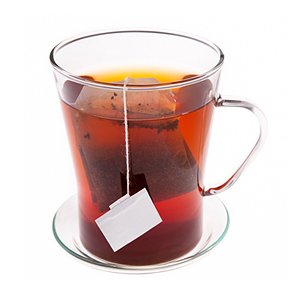Hot tea? What'sthat?